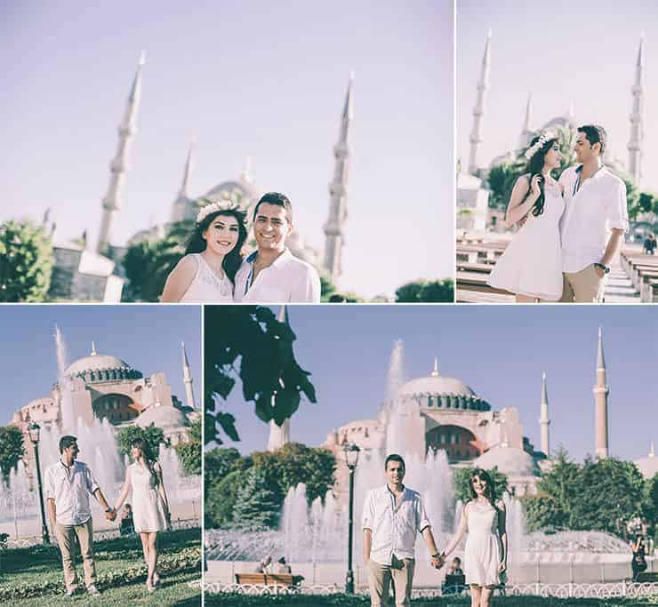 istanbul persian wedding shoot