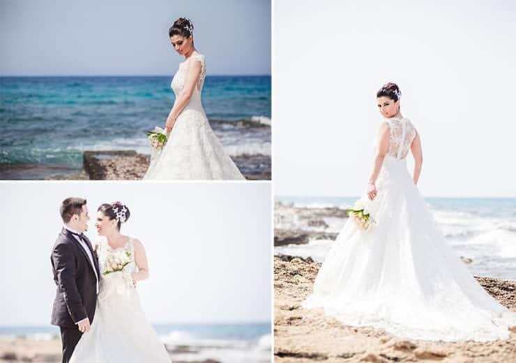 Kibris wedding photographer - couple photoshoot