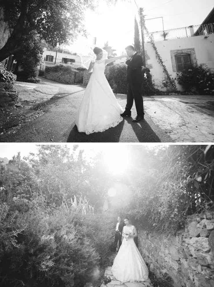Kibris wedding photos - photo session