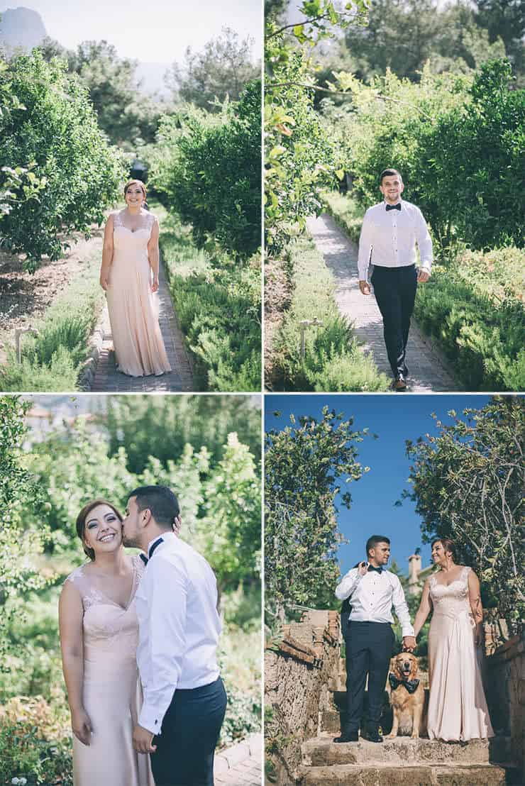 North Cyprus Engagement Photography