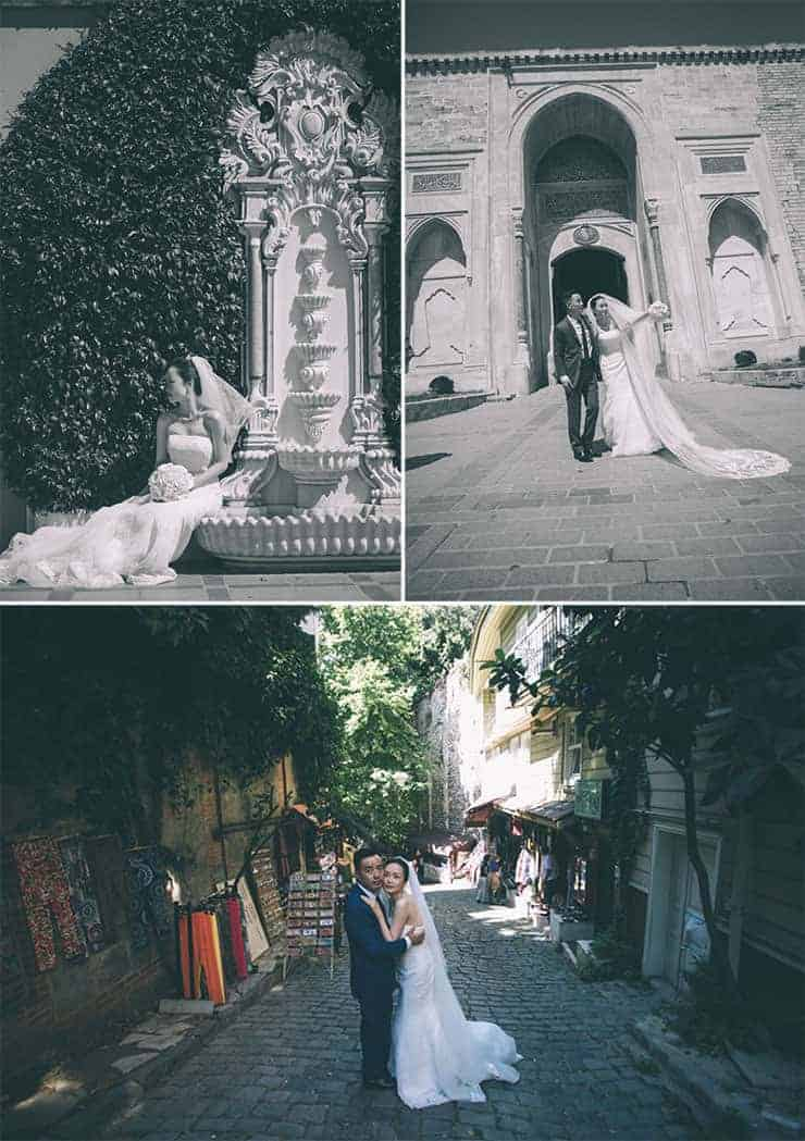 pre wedding photography istanbul