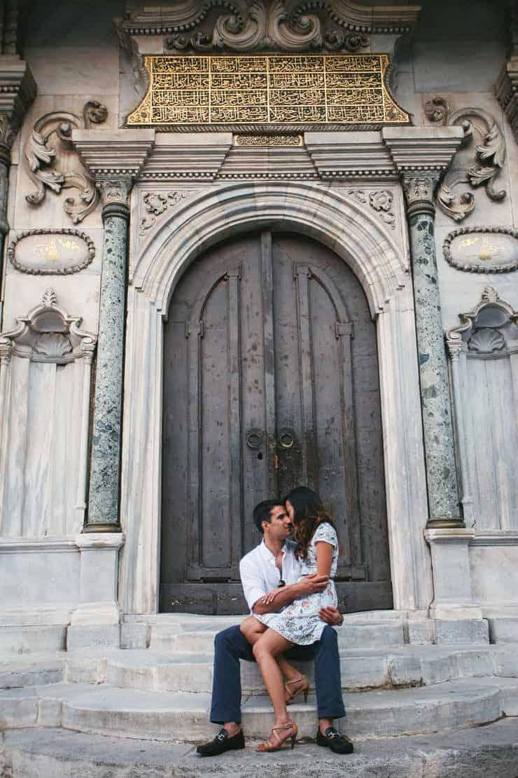 istanbul travel portrait photo session