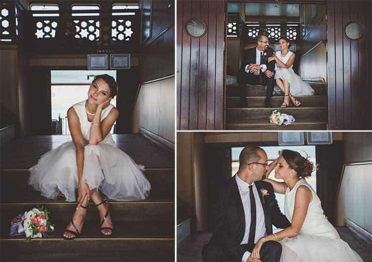 istanbul vintage wedding photo session