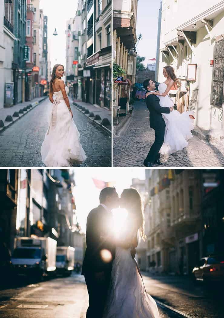 istanbul engagement photo session
