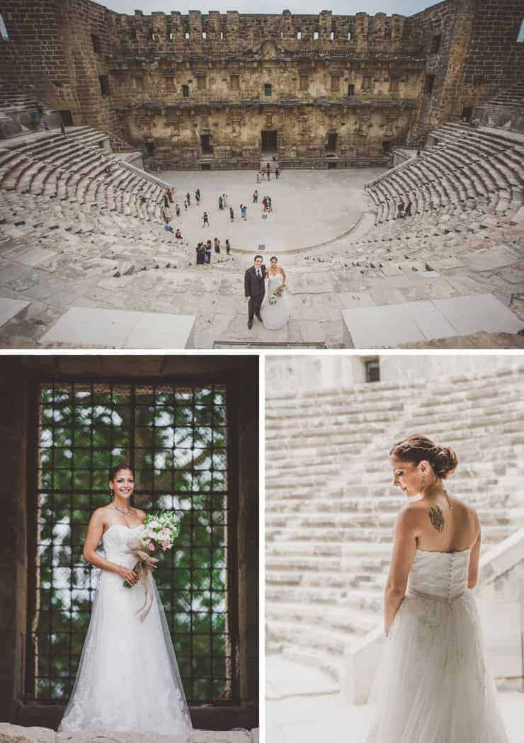 turkey antalya dugun wedding photos