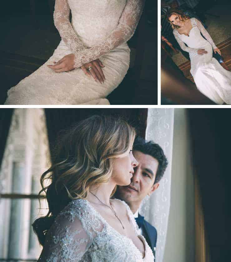 ciragan palace wedding photos