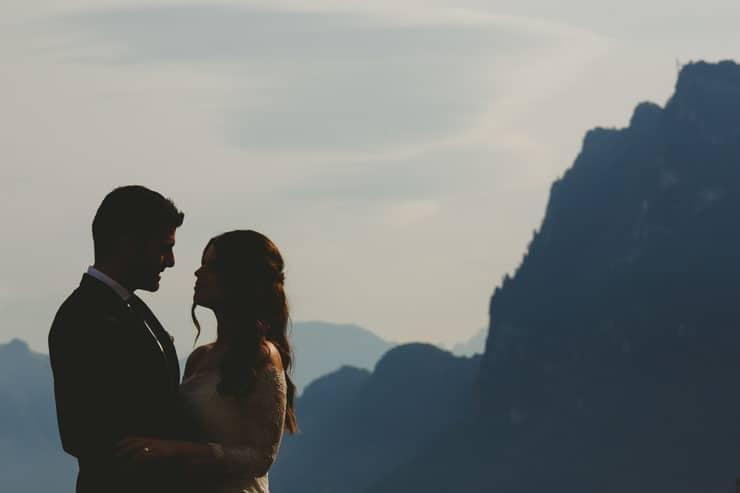 Alp daglarında dügün foto