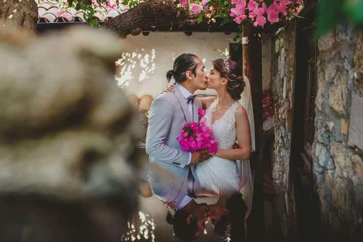 bellapais wedding photo