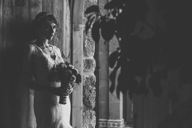 black and white wedding photo cyprus