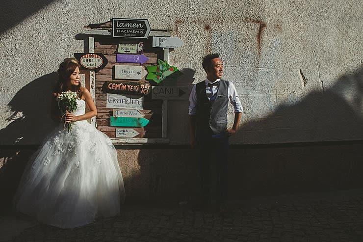 Alacati Izmir Wedding Photos