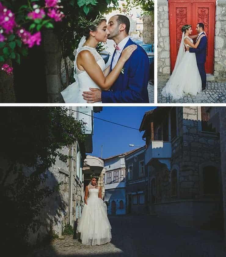 Izmir Cesme Wedding