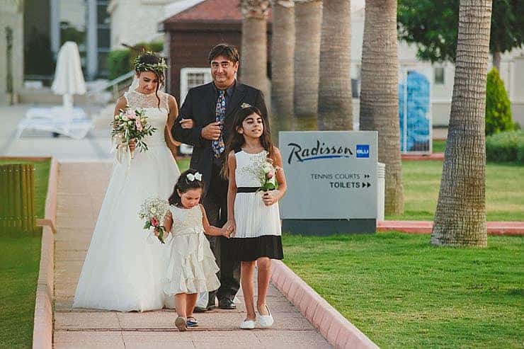 Wedding at Radisson Blu Hotel