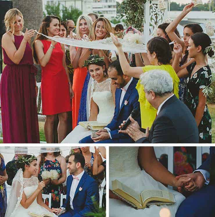 Wedding at Cesme Radisson Blu Hotel