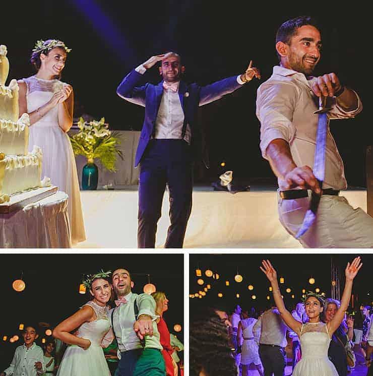 Çeşme Düğün Fotoğrafçısı pasta