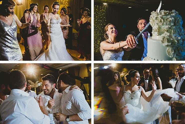 The Green Park Hotel Istanbul Wedding night