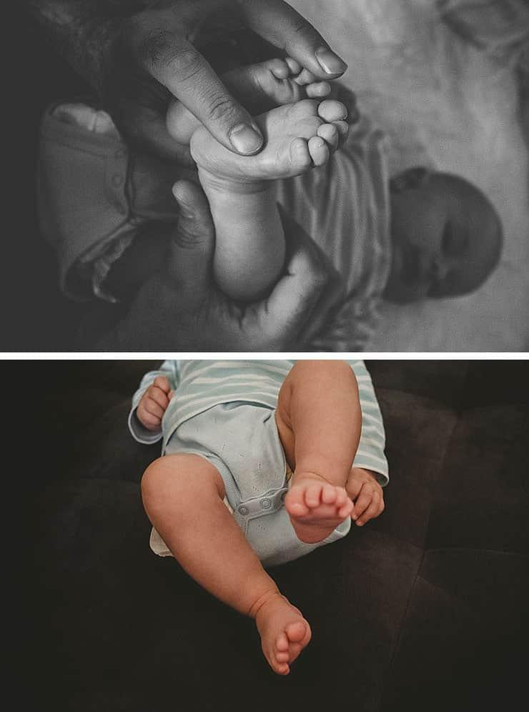 bebek ayagi