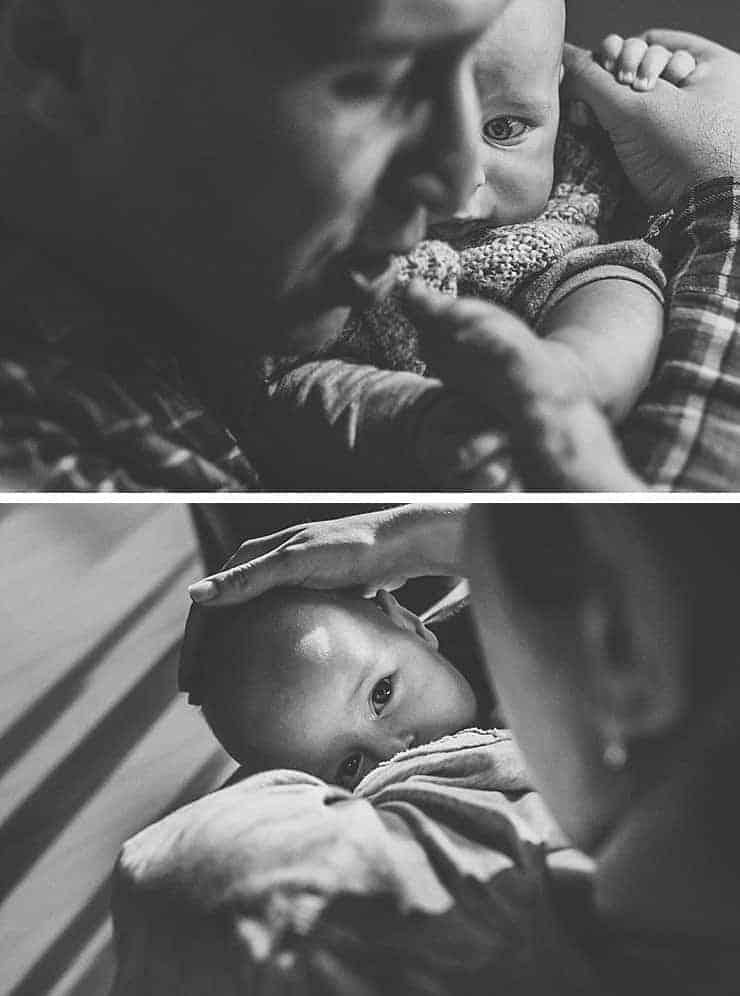 canim bebegim benim, sen herseyimizsin bizim