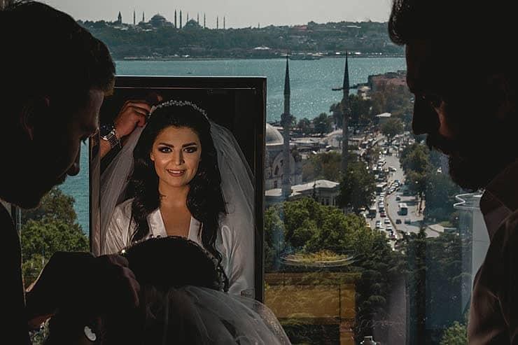 Swissotel İstanbul Wedding Photography