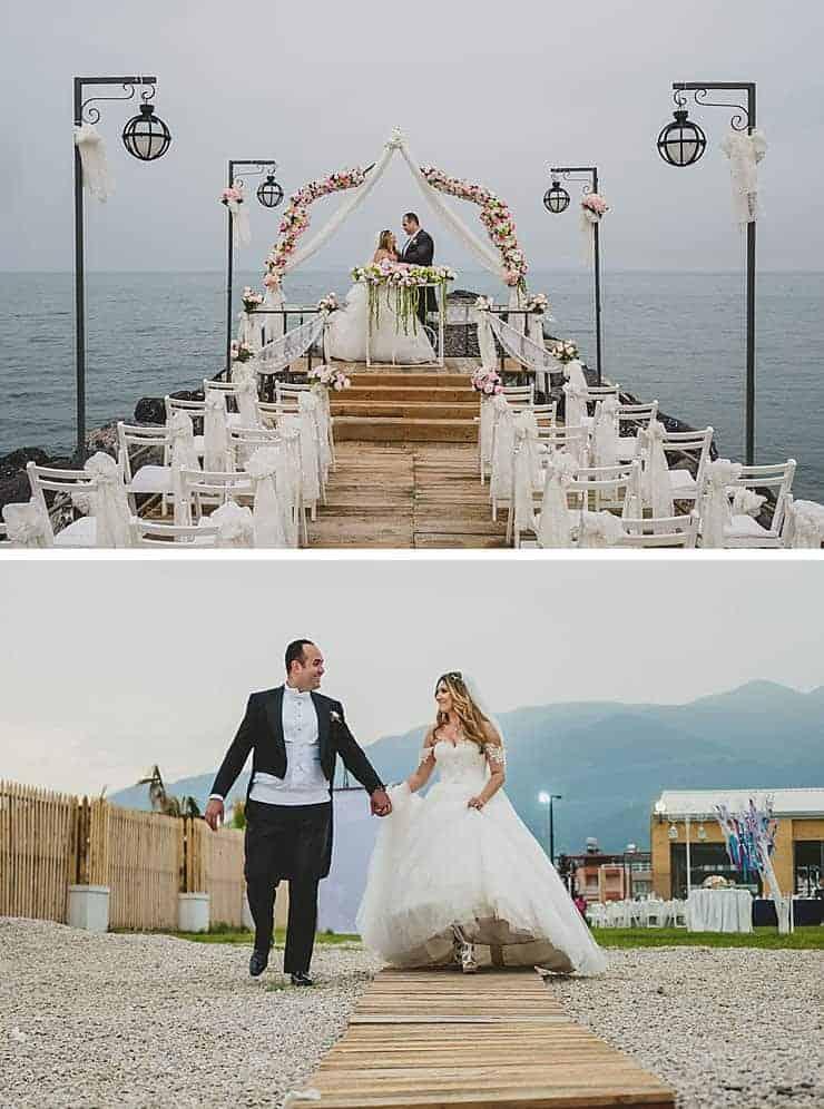 Iskenderun Hatay Wedding Photos at Besime Mare