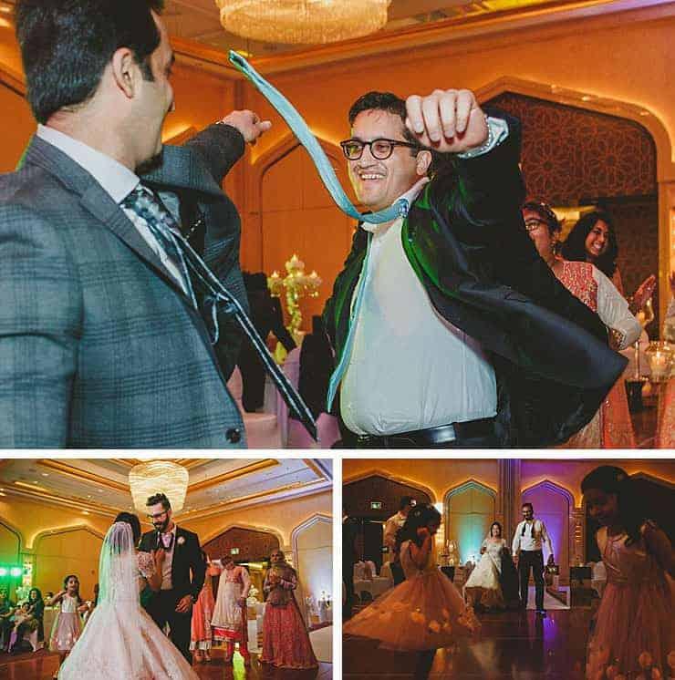 Ritz Carlton Dubai Düğün Fotoğrafları