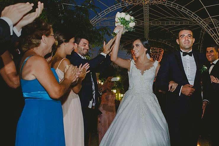 Wedding Photography KKTC - The House & The Garden