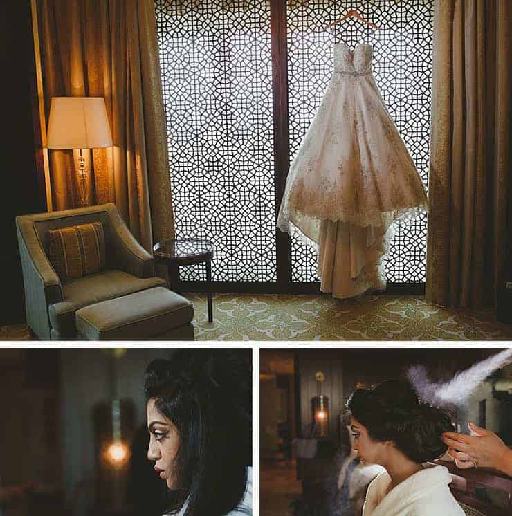 burj khalifa Dubai Wedding Photos