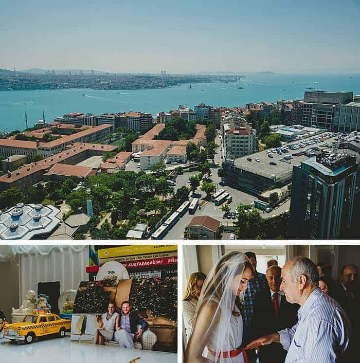 istanbul manzarasi