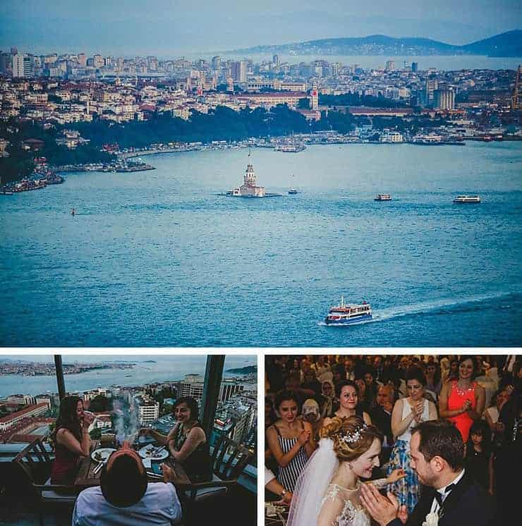 Intercontinental Hotel Düğün Fotoğrafları