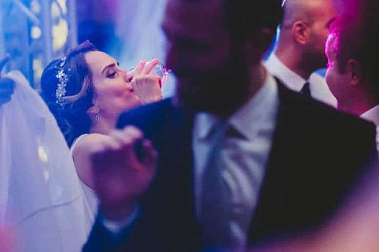 Istanbul Intercontinental Hotel Wedding