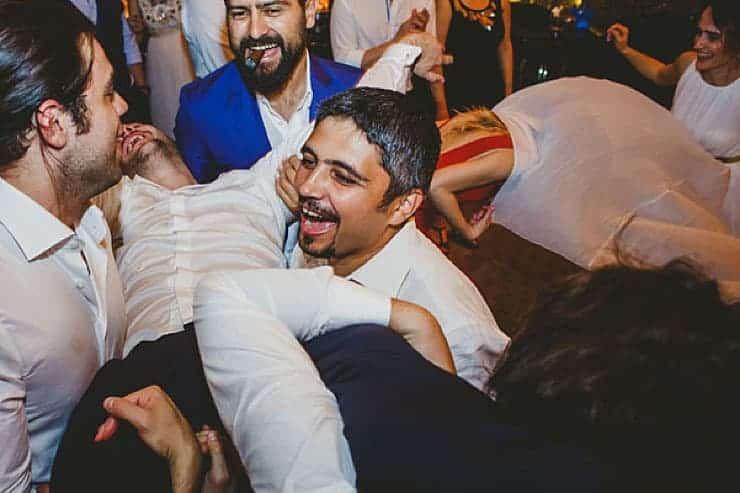 Istanbul Intercontinental Hotel Wedding Photos