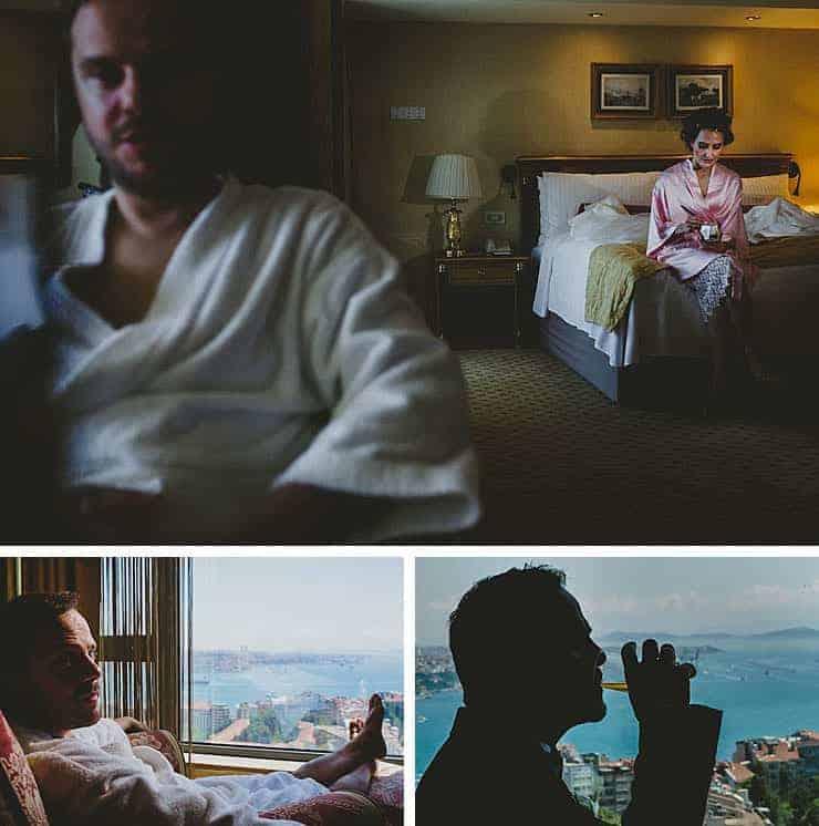 Istanbul Intercontinental Hotel Düğün Fotoğrafları