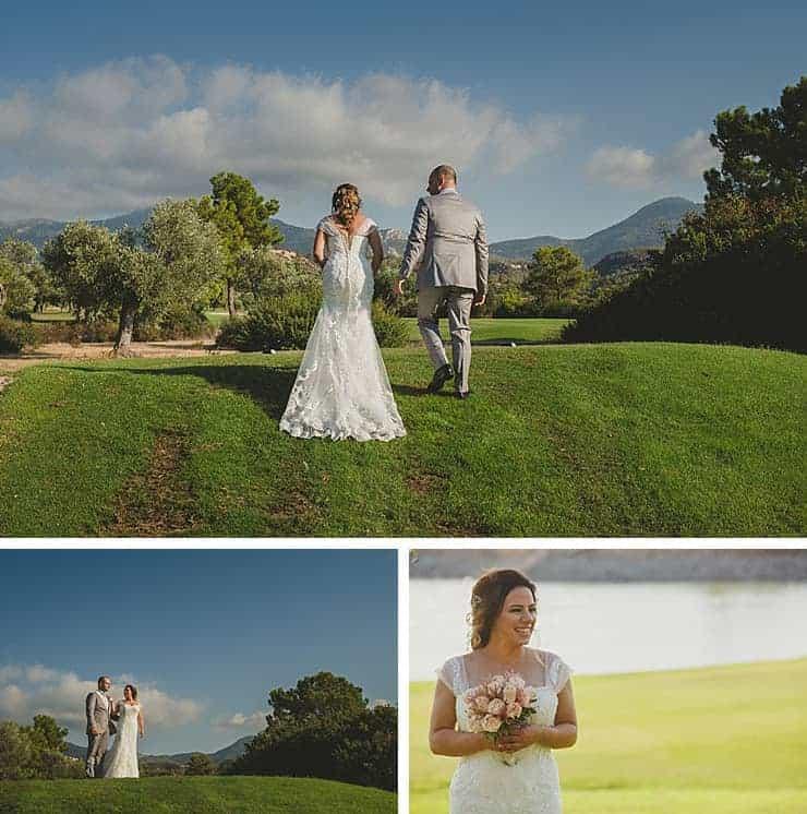 Wedding Photo Shoot in Cyprus