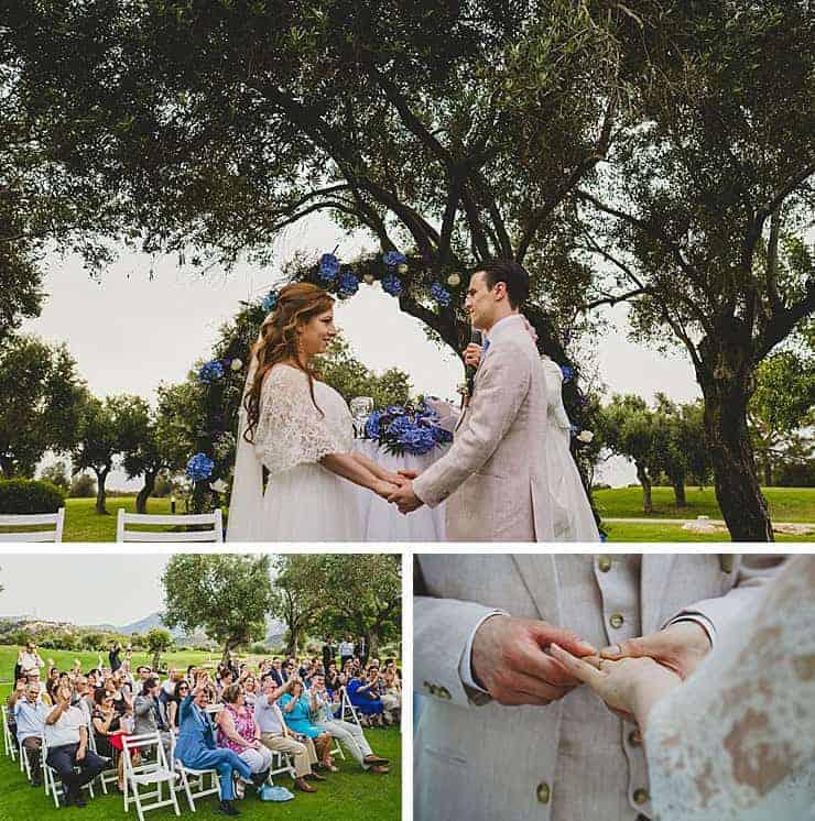 Kıbrıs Korineum Golf & Beach Resort Düğün