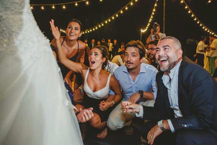 düğün gecesi