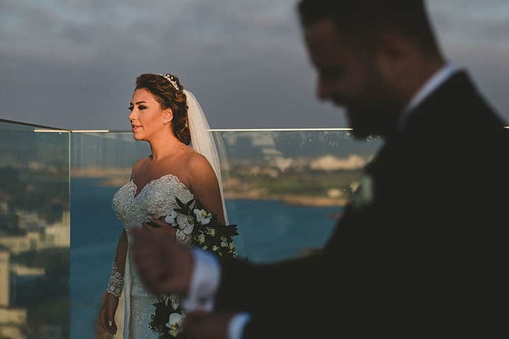 Girne Lord's Palace Hotel wedding photos