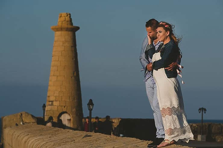 kyrenia couple photo