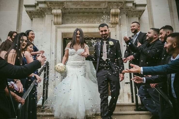 Islington Town Hall Düğün Fotoğrafı