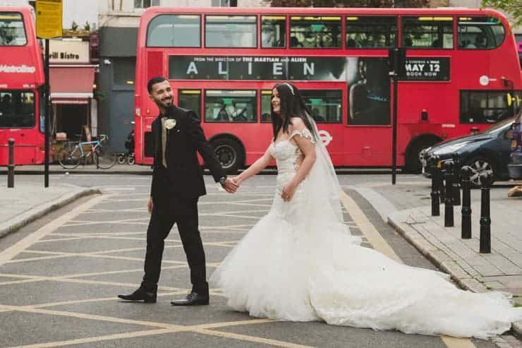 Londra Türk Düğün Fotoğrafı