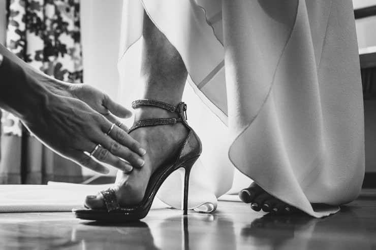 gelin ayakkabısı yunan