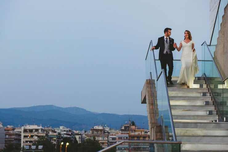 Thessaloniki Wedding Photos