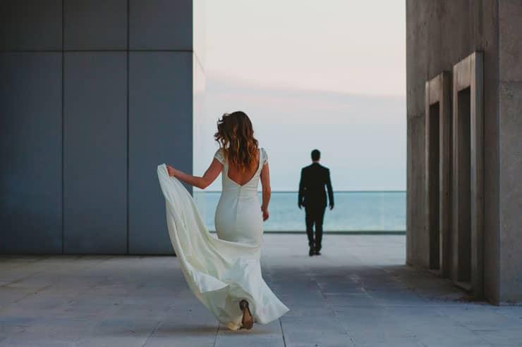 Thessaloniki Concert Hall Wedding Photos