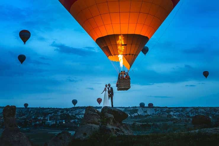 Cappadocia Wedding Photography