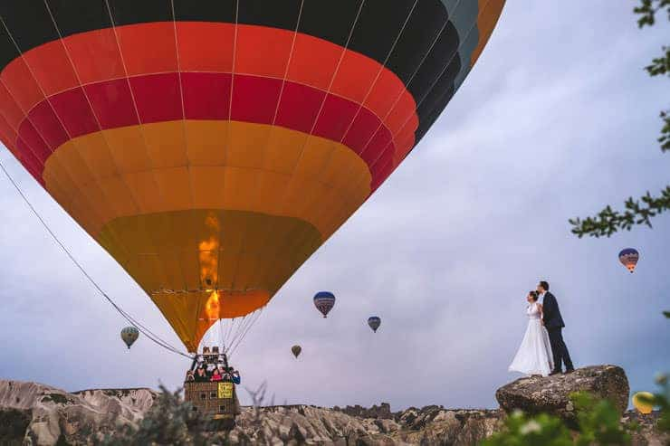 Cappadocia Wedding Photos