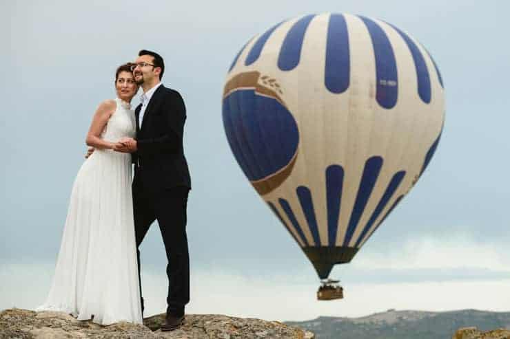 Honeymoon Photos Cappadocia