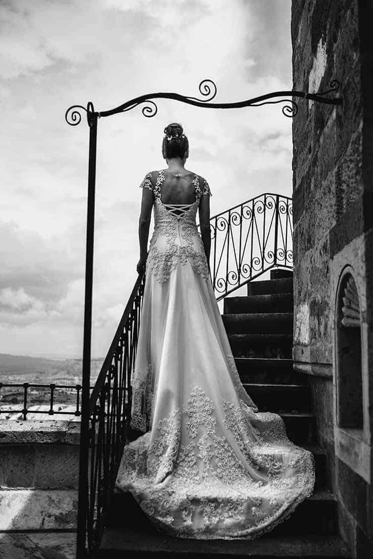 bride Cappadocia Wedding