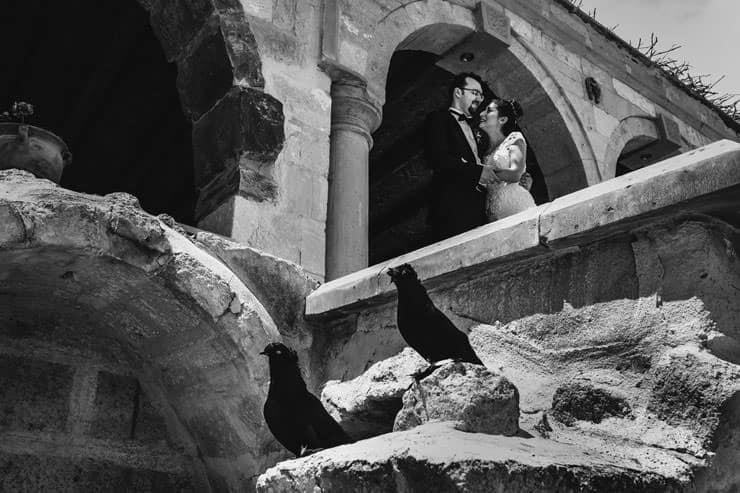 honeymoon at cappadocia