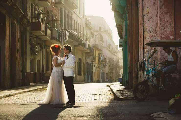 küba da balayı fotograflari