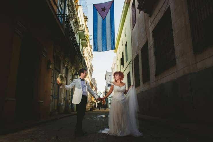 küba da evlilik