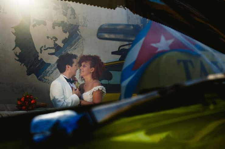 cuba wedding photo session
