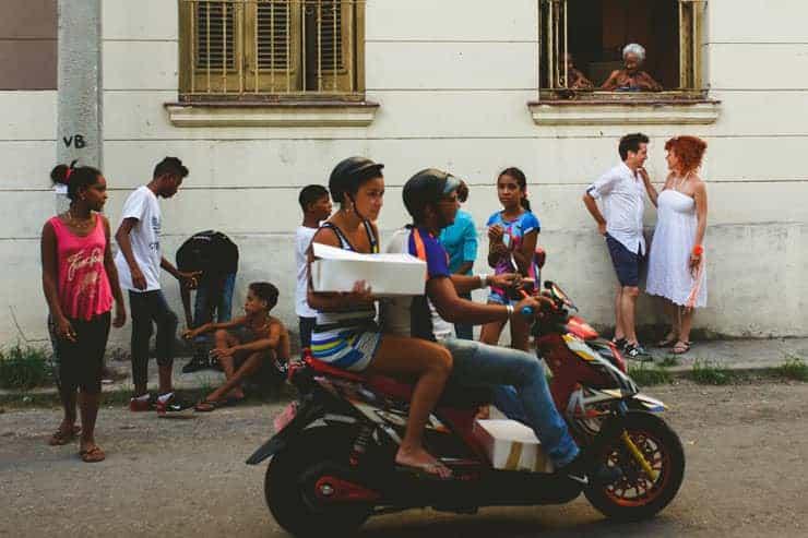 küba belgesel dugun foto